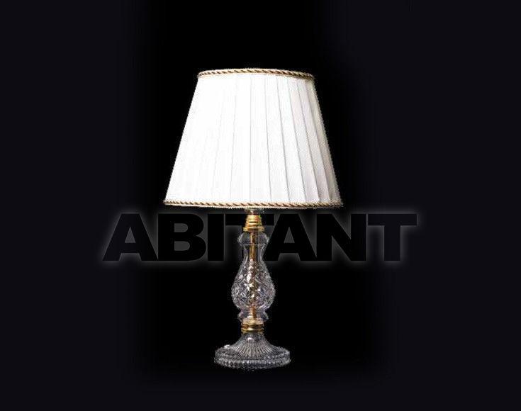 Купить Лампа настольная Artigiana Lampadari Allegato 2012 1610/LP