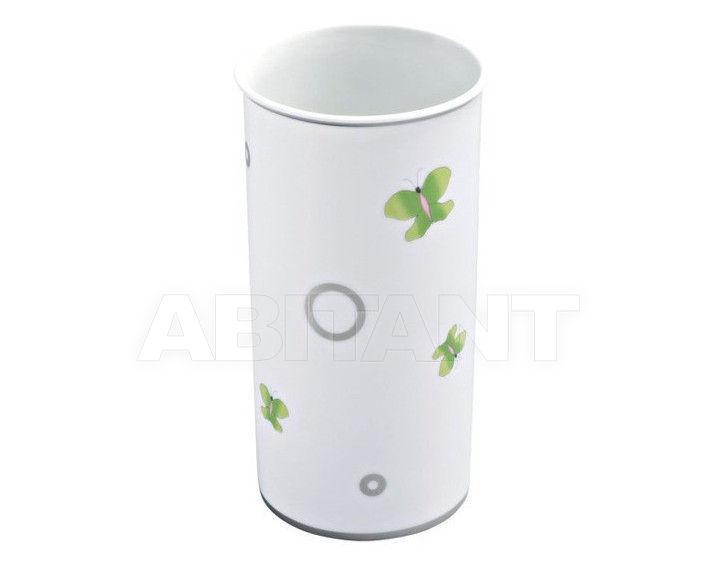 Купить Ваза THG Bathroom A7E.4625 Capucine vert décor Platine