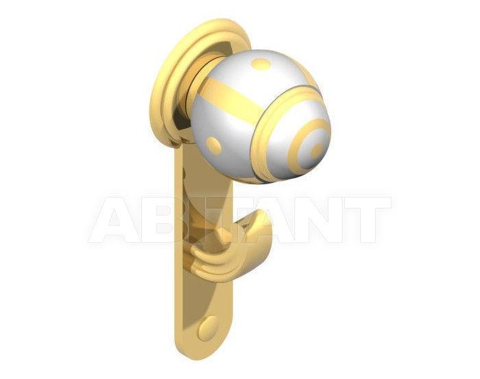 Купить Крючок THG Bathroom A7A.508 Ithaque gold decor