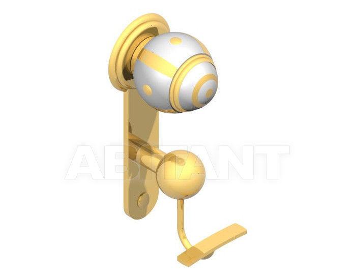 Купить Крючок THG Bathroom A7A.510 Ithaque gold decor