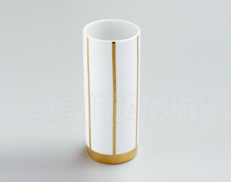Купить Ваза THG Bathroom A7A.4609 Ithaque gold decor