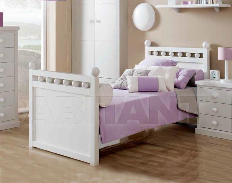 Купить Кровать детская Trebol Juvenil Silver 01.02.222