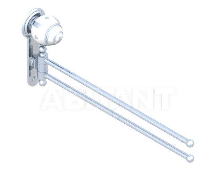 Купить Держатель для полотенец THG Bathroom A7B.522 Ithaque platinum decor