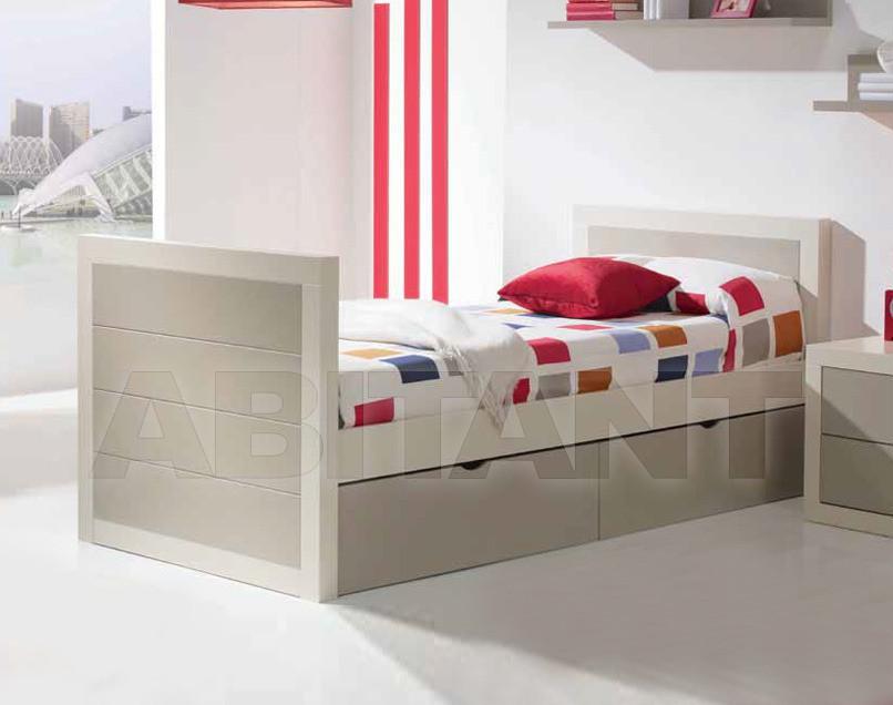 Купить Кровать детская Trebol Juvenil Silver 01.02.240