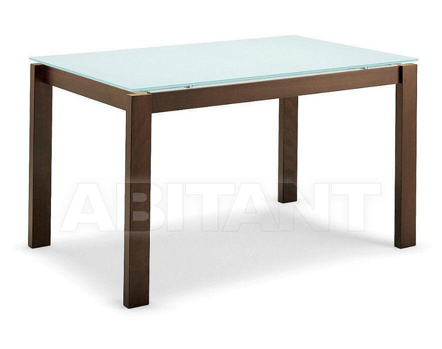 Купить Стол обеденный BARON Connubia by Calligaris Dining CB/4010-LV 130 GN, P128