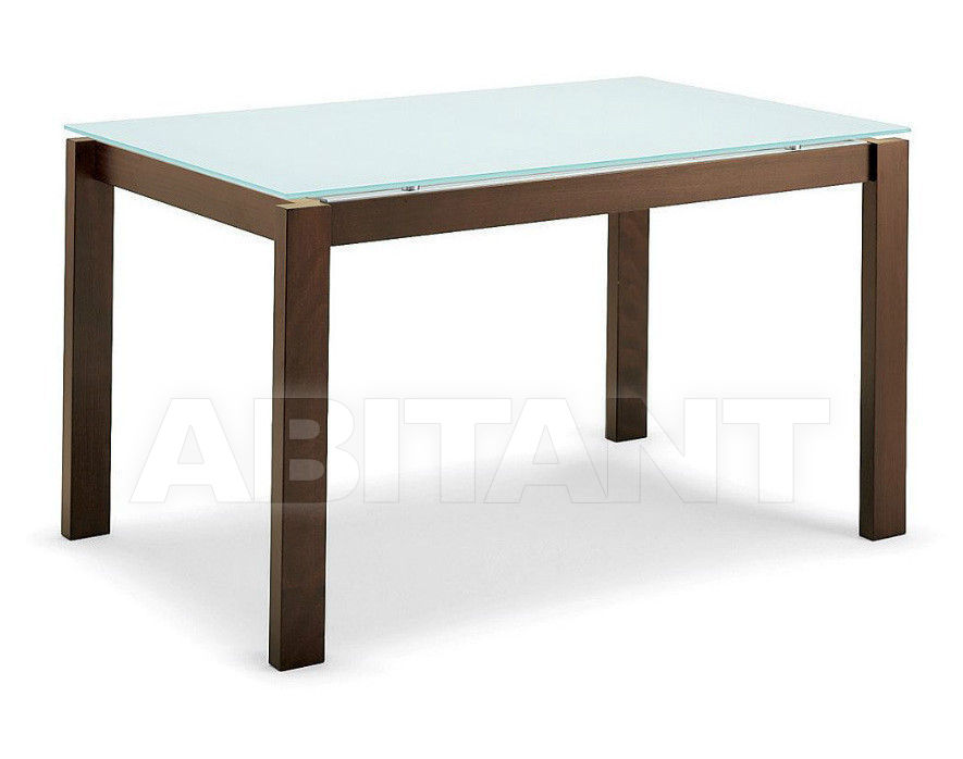 Купить Стол обеденный BARON Connubia by Calligaris Dining CS/4010-LV 130 GN, P128