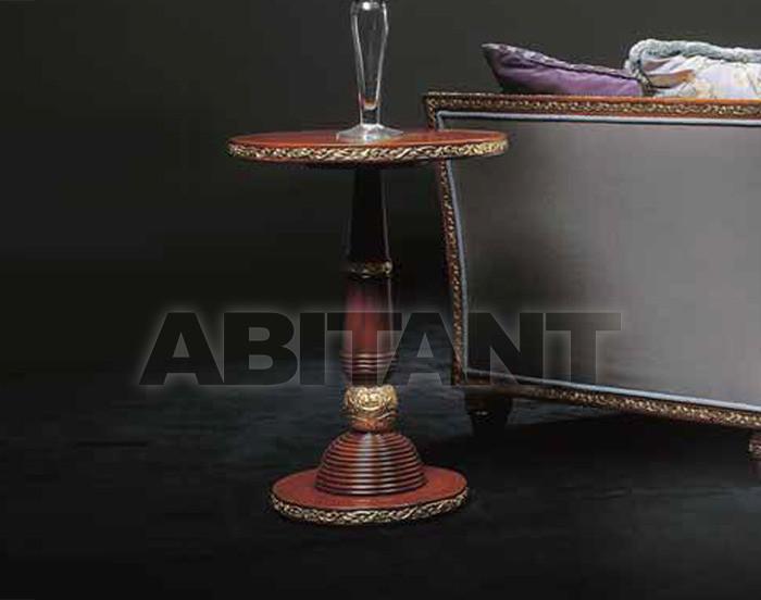 Купить Столик приставной RICCIOLO Isacco Agostoni Contemporary 1107 ROUND TABLE