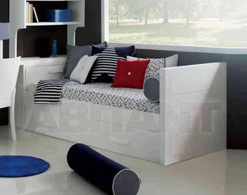 Купить Кровать детская Trebol Juvenil Dinamyc 01.02.241 2