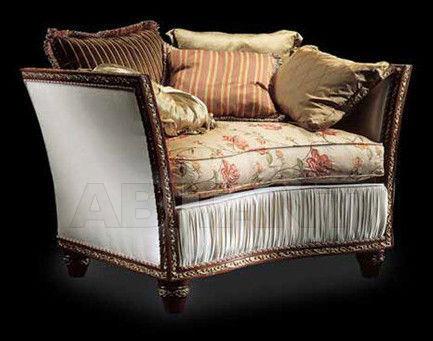 Купить Кресло RICCIOLO Isacco Agostoni Contemporary 1107 ARMCHAIR