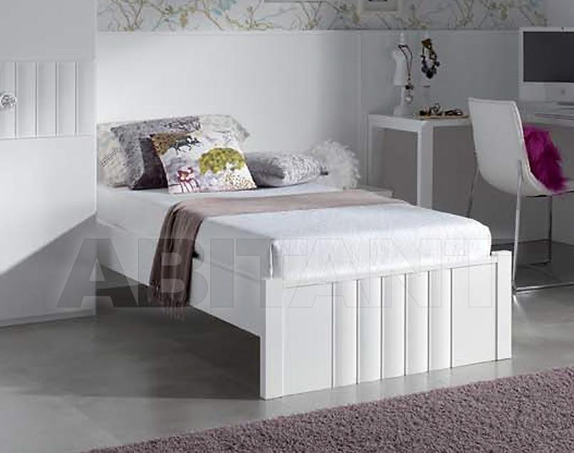 Купить Кровать Lineas Taller Natural Chic Catalogo NBAÑ90X190