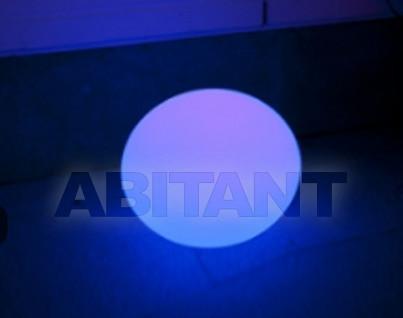 Купить Лампа настольная Imagilights 2013 FLAT BALL blue
