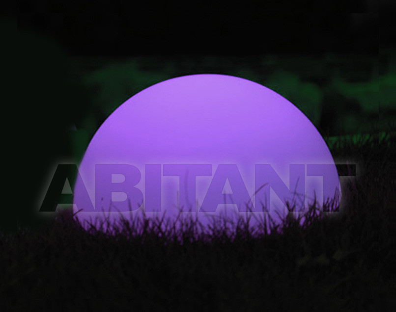 Купить Лампа настольная Imagilights 2013 HALF BALL 35 purple