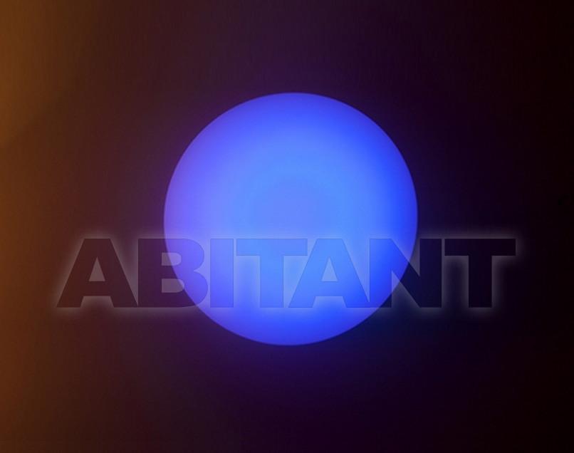 Купить Светильник настенный Imagilights 2013 HALF BALL 35 blue