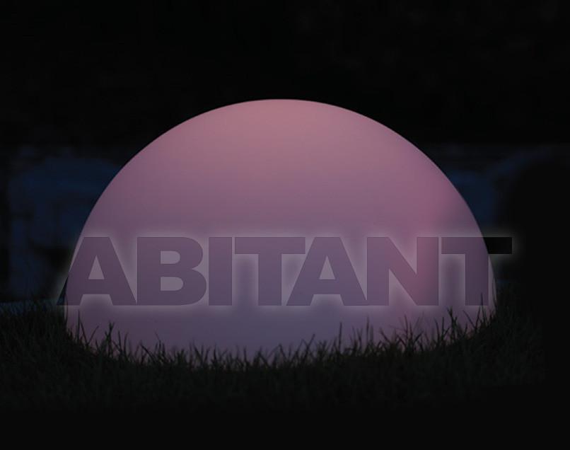 Купить Лампа напольная Imagilights 2013 HALF BALL 50 purple