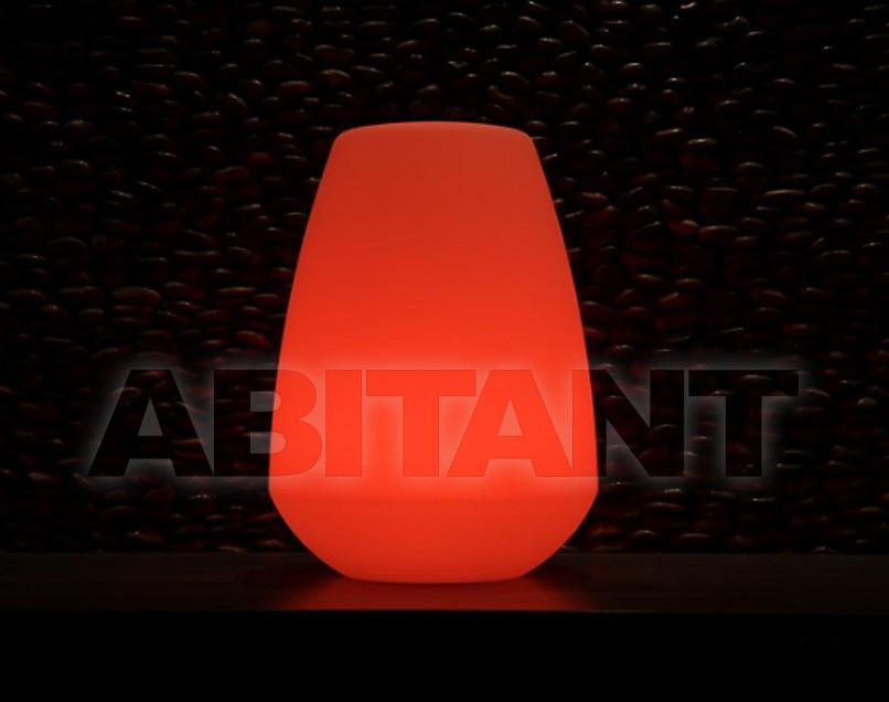 Купить Лампа настольная Imagilights 2013 LANTERN red