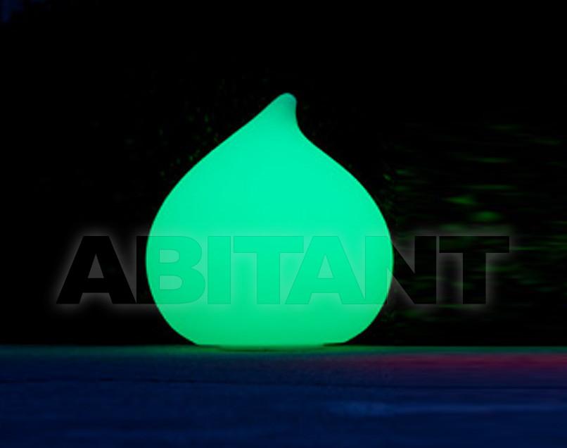 Купить Лампа настольная Imagilights 2013 TEARDROP green