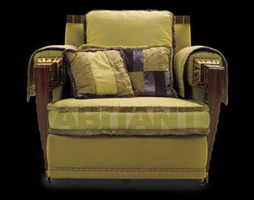 Купить Кресло ALTHEA Isacco Agostoni Contemporary 1094 ARMCHAIR