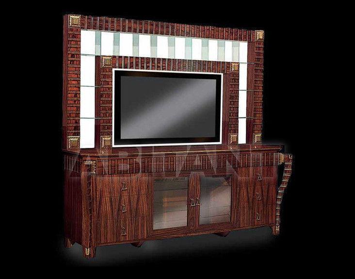 Купить Стойка под аппаратуру ALTHEA Isacco Agostoni Contemporary 1094 TV-CABINET