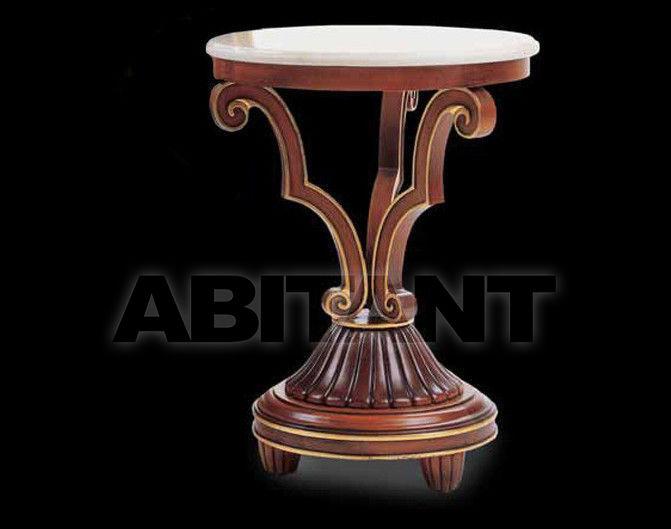 Купить Столик приставной CORONA Isacco Agostoni Contemporary 1102 ROUND TABLE