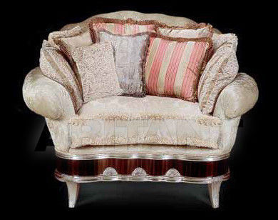 Купить Кресло ONDA Isacco Agostoni Contemporary 1266 ARMCHAIR