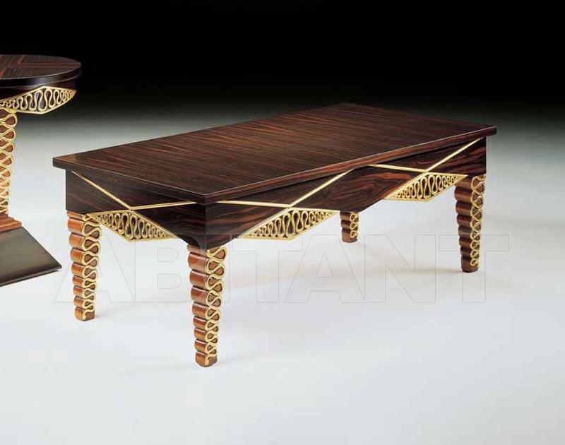 Купить Столик журнальный ARCO Isacco Agostoni Contemporary 1262 RECTANGULAR TABLE