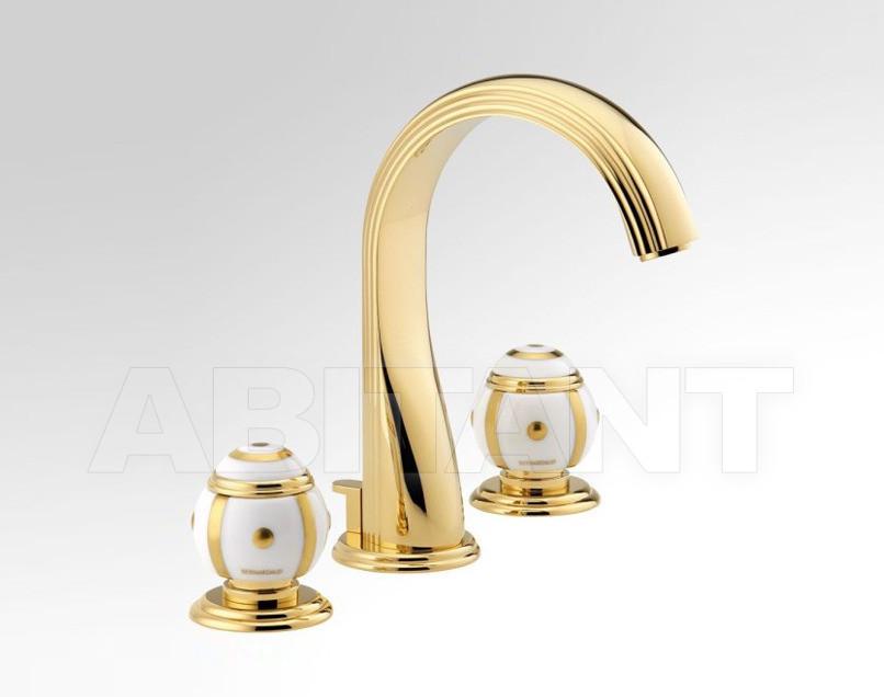 Купить Смеситель для биде THG Bathroom A7A.2151 Ithaque gold decor