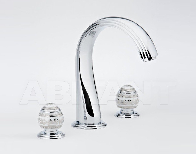 Купить Смеситель для раковины THG Bathroom A7G.25SG Marquise platinum decor