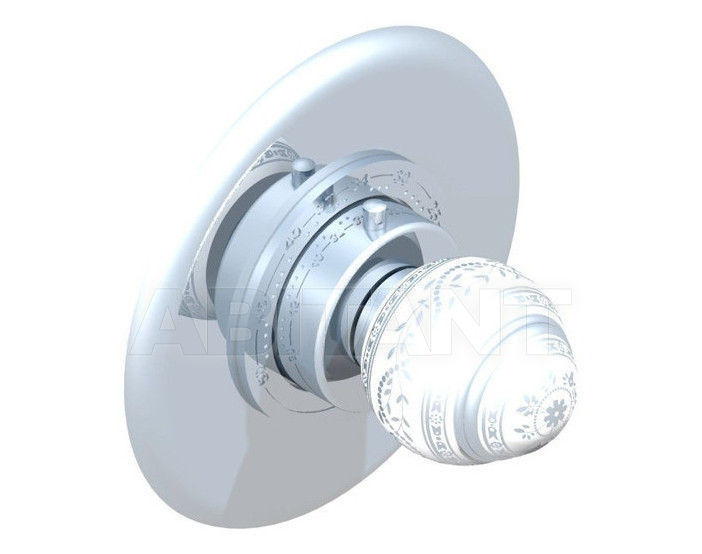 Купить Смеситель термостатический THG Bathroom A7G.15EN16EM Marquise platinum decor