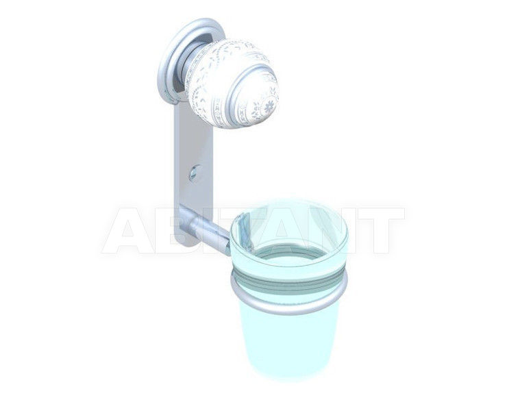 Купить Стаканодержатель THG Bathroom A7G.536 Marquise platinum decor