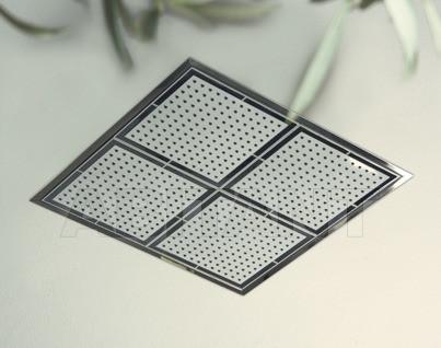 Купить Лейка душевая потолочная Hego Waterdesign  2012 18110210CR