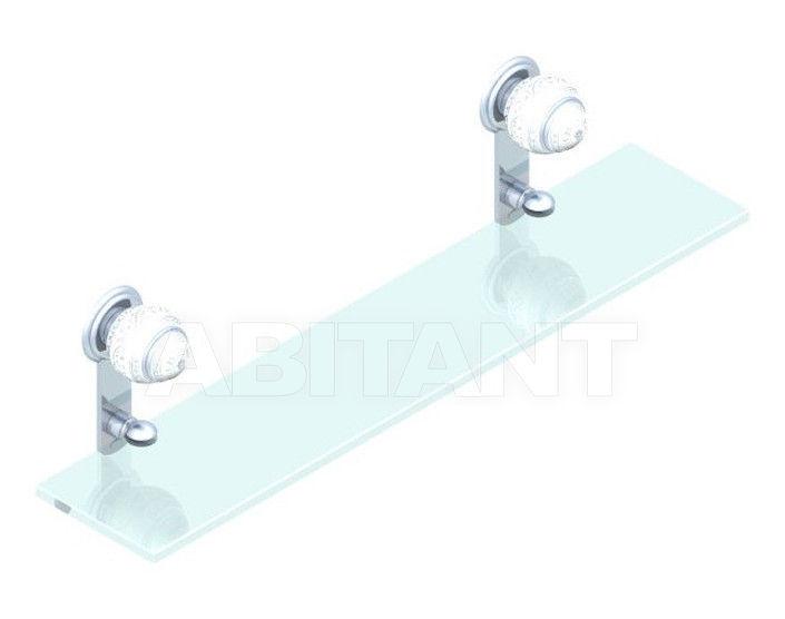 Купить Полка THG Bathroom A7G.564 Marquise platinum decor