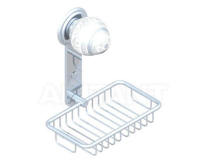 Купить Мыльница THG Bathroom A7G.620 Marquise platinum decor