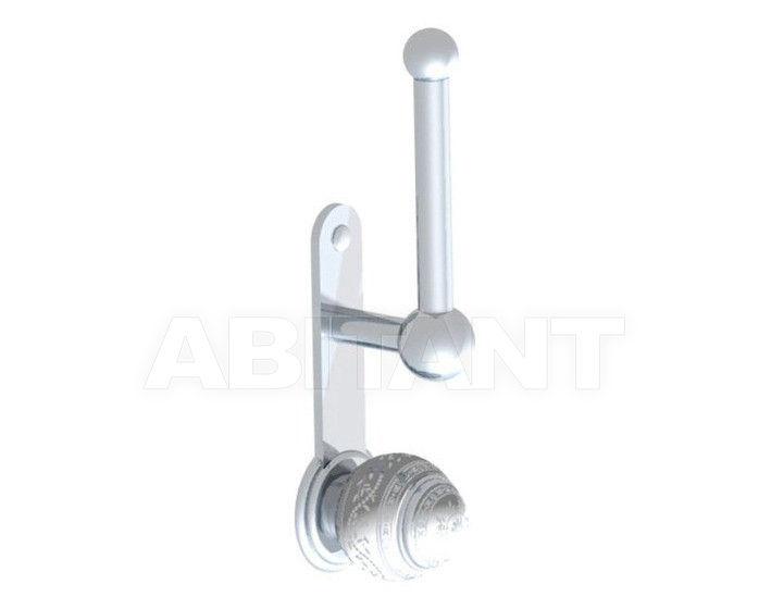 Купить Держатель для туалетной бумаги THG Bathroom A7G.542 Marquise platinum decor