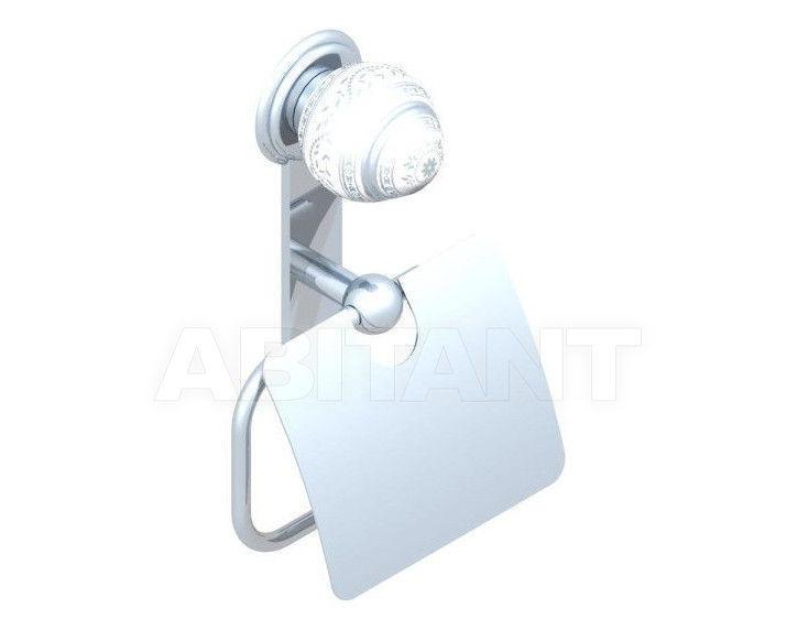 Купить Держатель для туалетной бумаги THG Bathroom A7G.538AC Marquise platinum decor