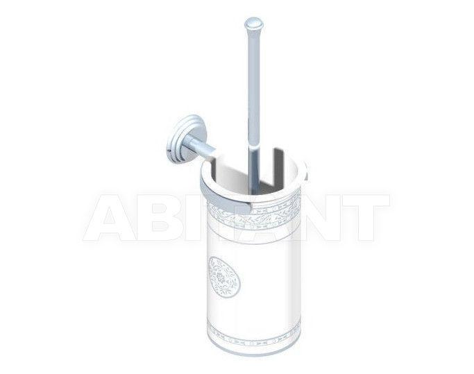 Купить Щетка для туалета THG Bathroom A7G.4720B Marquise platinum decor