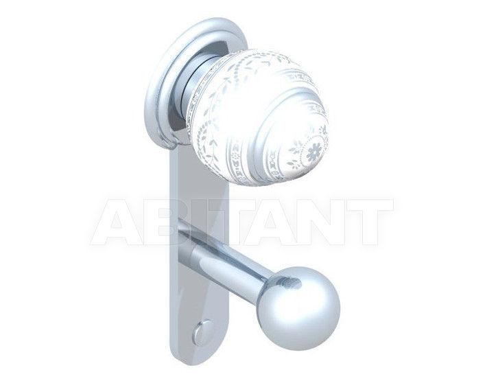 Купить Крючок THG Bathroom A7G.517 Marquise platinum decor