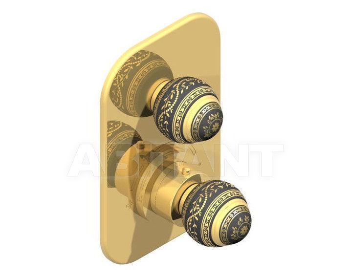 Купить Смеситель термостатический THG Bathroom A7F.5300B Marquise gold decor