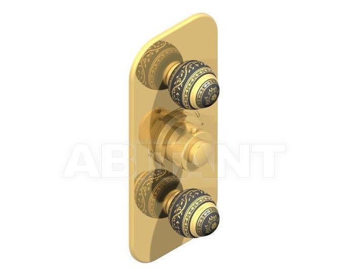 Купить Смеситель термостатический THG Bathroom A7F.5400B Marquise gold decor