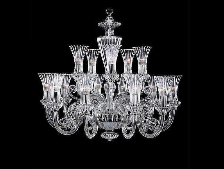 Купить Люстра MICHIGAN Iris Cristal Contemporary 650178 10+5