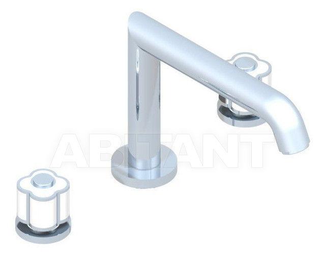 Купить Смеситель для раковины THG Bathroom A7C.25SG Passion platinum decor
