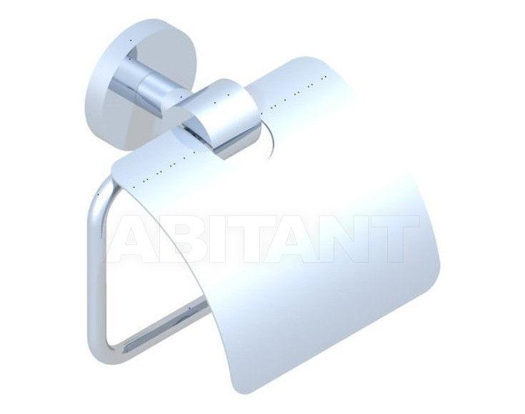 Купить Держатель для туалетной бумаги THG Bathroom A7C.538AC Passion platinum decor