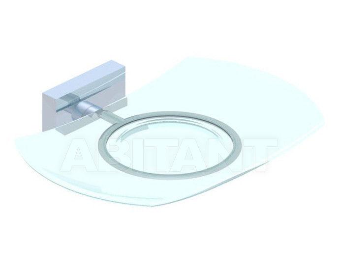 Купить Мыльница THG Bathroom G79.500 Cubica