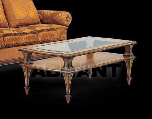 Купить Столик журнальный CASANOVA Isacco Agostoni Contemporary 1022 RECTANGULAR CENTRAL TABLE