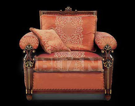 Купить Кресло ELISABETTA Isacco Agostoni Contemporary 1095 ARMCHAIR