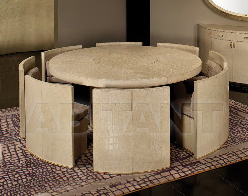 Купить Стол обеденный Formitalia Dining DINING A'ROUND Round table for 8 persons