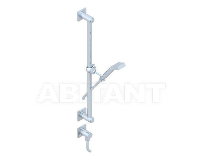 Купить Лейка душевая настенная THG Bathroom A61.58 Marina métal