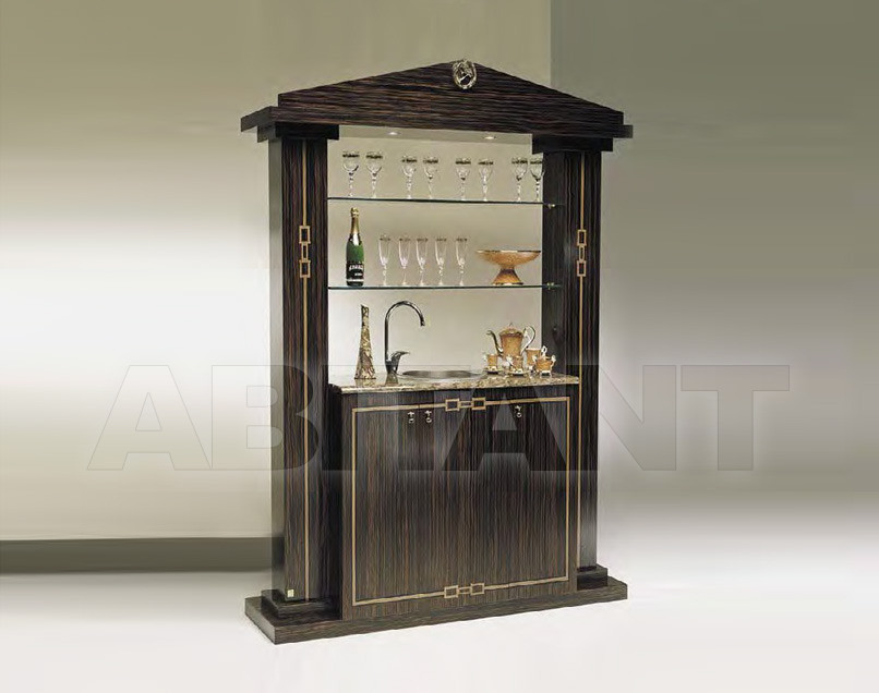 Купить Композиция Formitalia Dining BEL AIR Back cabinet