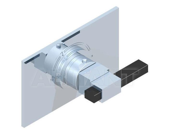 Купить Смеситель термостатический THG Bathroom A60.5100B Marina black Onyx