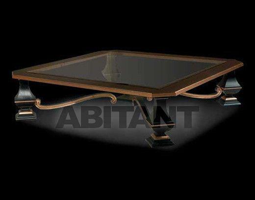 Купить Столик журнальный Isacco Agostoni Contemporary 1290 SQUARE TABLE