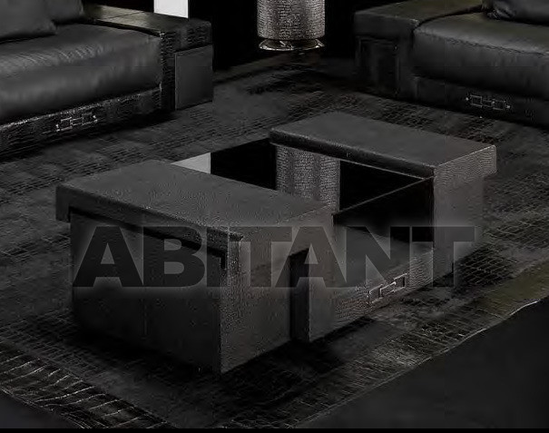 Купить Столик журнальный Formitalia Living Rooms LEXINGHTON Central table, with glass top